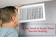 Find the best Ducted heating provider in Hallam