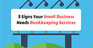 5 Signs Your Small Business Needs Bookkeeping Services | MAC