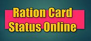 How To Easily Check Ration Card Status Online