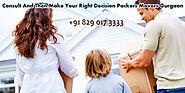 Is It Safe To Relocate In COVID-19 With Packers And Movers In Gurgaon?