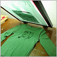 Get services of T-Shirt Silk Screen Printing online