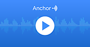 """Anchor. Because Creativity Comes In Waves"" #Slogan #Tagline #feedback #BRILLIANT #100WaveClub ;)"