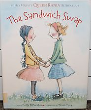 "Tami Reads ""The Sandwich Swap"" By: Queen Rania of Jordan Al Abdullah and Kelly DiPucchio"