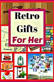 Retro Gift Ideas For Her - Nostalgic And Sentimental - Long Ago Share