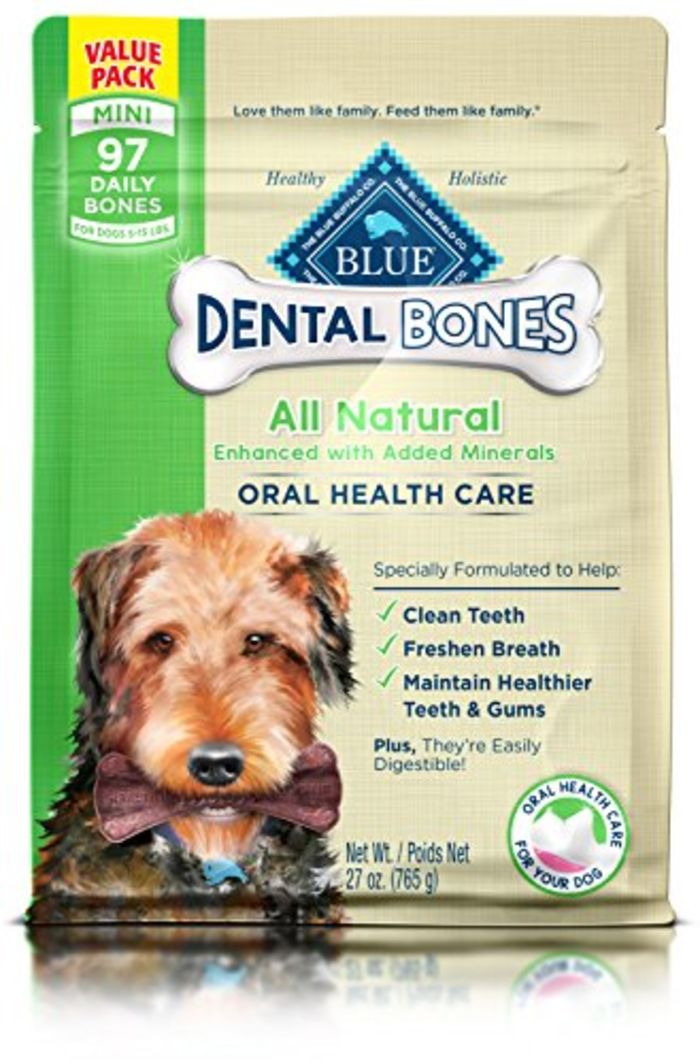 TOP 10 BEST VET RECOMMENDED DENTAL CARE DOG TREATS REVIEWS 2018-2019