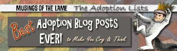 Headline for Best Adoption Blog Posts Ever