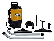 Koblenz BP-1400 Commercial Grade Backpack Vacuum Cleaner