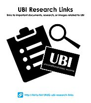 START HERE: UBI Research