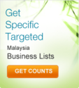 Malaysia business mailing list