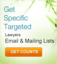 Lawyers Email List, Lawyers Mailing Addresses, Lawyers Mailing List