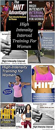 High Intensity Interval Training For Women