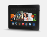 "Kindle Fire HDX 7"", HDX Display, Wi-Fi and 4G LTE, 32 GB - Includes Special Offers"