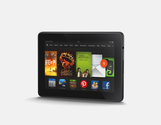 "Kindle Fire HDX 7"", HDX Display, Wi-Fi, 64 GB"