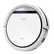 ILIFE V3s – Best Robotic Vacuum Cleaner for Pets and Allergies Home.