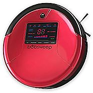 bObsweep PetHair Robotic Vacuum Cleaner