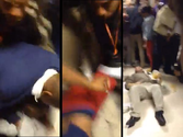 High School Fight, Teacher Injured, Six Charged