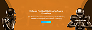 College Football Betting Software Development Company