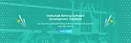 Volleyball Betting Software Development Company