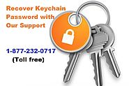 How to Recover Keychain Password on Mac?