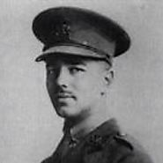 'Anthem for Doomed Youth' -Wilfred Owen
