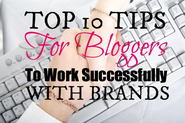 Bloggers and Brands: Top 10 Tips to Successfully Making Money Online