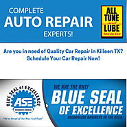 Are you in need of Quality Car Repair in Killeen TX?