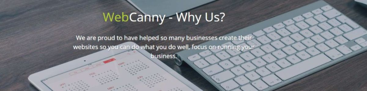 Headline for WebCanny - Cheap Web Design Australia and New Zealand