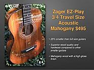 Zager Guitars