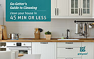 Clean Your House in 45 Minutes or Less - Refreshingly Simple