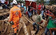 Death toll 254 and counting as Colombia reels under mudslides