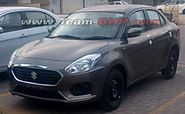 New-Gen Maruti Suzuki Swift Dzire Spotted Without Camouflage Ahead Of Launch - NDTV CarAndBike