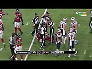 Unbelievable catch by Julian Edelman