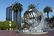 Go to Universal Studios in Hollywood California