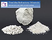 Website at http://pratibharefractory.com/kaolin.php#supplier-of-kaolin