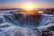 A Hole in the Ocean: Thor's Well
