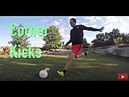 How To Take A Corner Kick in Soccer | Soccer Drills And Techniques!