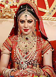 Bridal Makeup in Udaipur by Expert Makeup Artist First Impression