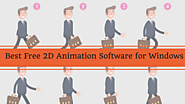 Best Free 2D Animation Software for Windows