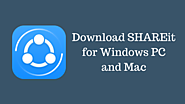 SHAREit for PC - Download Quickly for Windows and Mac (Tutorial)