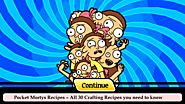 Pocket Mortys Recipes – All 30 Crafting Recipes you need to know