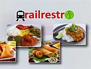 Ordering Food In Train At Nagpur- Railrestro