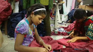 I got hired at a Bangladesh sweatshop. Meet my 9-year-old boss