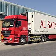 Al Safa: The Best Reefer Transport Company In Dubai That You Can Hire