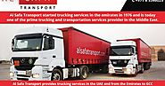 Use Trucking Services for Reliable Movement of Goods