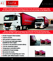 Transport Companies in Egypt- Perceive Before Choosing the Trucking Services!