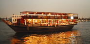 Dhow Cruise in Dubai Creek