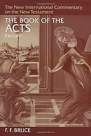 The Book of the Acts (NICNT) by F.F. Bruce
