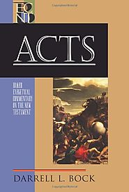 Acts (BECNT) by Darrell Bock
