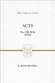 Acts (Preaching the Word) by R. Kent Hughes