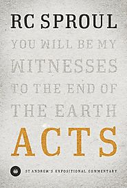 Acts (St. Andrews) by R.C. Sproul